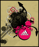 my adidas by kAliEf-creative