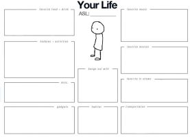Life Collage Template by Oceanhell