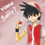 PKMN Doodle -Red- by Na-Nami