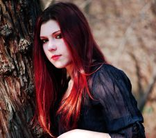 red by enigmatically-touch