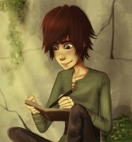 Hiccup sketching by Detkef