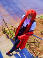 Grell-es Rot by Alalein