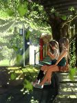 Bus Stop by teagirl-vn
