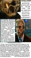 Red Dwarf - The Inquisitor VS The Doctor by DoctorWhoOne