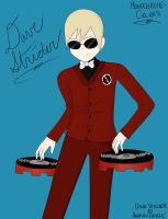 Dave Strider by Monochrome-Colors