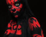 Darth Maul Cosplay by Cosmicmoonshine