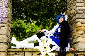 Black Butler - Ciel Phantomhive by pure-faces