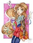 The Young Witch Alexandria by PinkPigtails