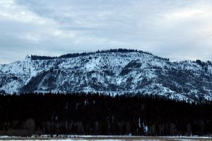 mountain of snow by Abbiee1211