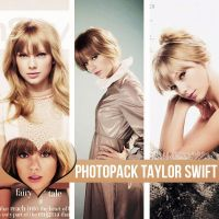 Taylor Swift Photopack by JustDisaster