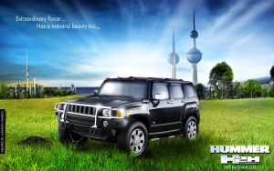 HUMMER Concept - 03 by illuphotomax