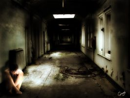Who am I hiding from? by houseofleaves