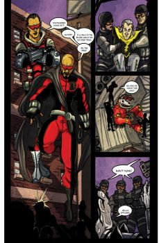 Salt and Ignite Issue 1 page 5 by newmythcomics