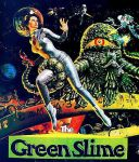 Green Slime by peterpulp