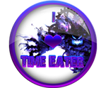 I Love Time Eater Badge by darkfailure