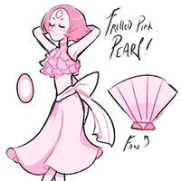 oni contest 2: frilled pink pearl by lymerikk