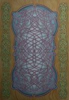 Celtic knot by MozDynamite