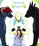 Among the Dragon's by Frostyzzz