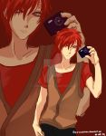 Gaara - i wanna take ur picture in my heart.. by TamakiBaka