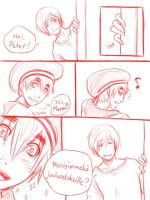 Hetalia - Christmas shopping 2 by Kumagorochan