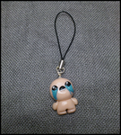 The Binding of Isaac Phonestrap by CookingMaru