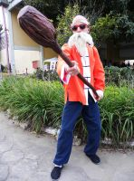 Muten Roshi Cosplay by Chico 3 by Moyashi-Arts--Chico