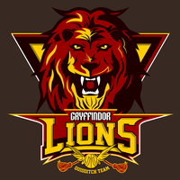 Gryffindor Lions by MitchLudwig