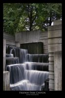 Freeway Park Canyon by UrbanRural-Photo