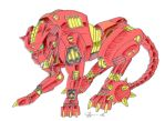 mechanical manticore stage 4 by pittstop