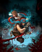 Prince Of Persia:Blod and Magc by EndlesSstyle