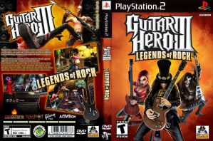 Guitar Hero 3 custom cover by shinkoheo