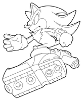 Colouring page 1 .:Shadow:. by Pendulonium