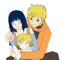 The Uzumaki Family by MacchiMacchi-chan