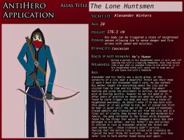 PU - The Lone Huntsmen by Neoshadow25