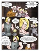 Thor and Loki to Giantlands p.19 by theperfectbromance