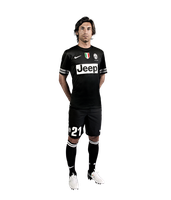 Andrea Pirlo Render by ManiaGraphic