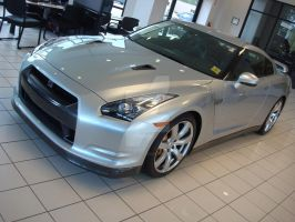 GTR like no other by PhotographiCreed