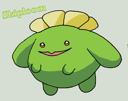 Skiploom by Roky320