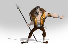 Kraven the Hunter by FelipeDS