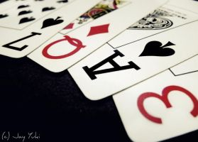 It's all in the cards my dear by jpguitar02