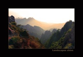 Landscapes china 6 by 0ooo0