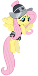 Fluttershy - I vote for calm by Fehlung