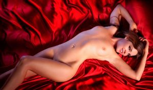 Beauty in Red 024 by fedex32