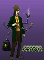 Victorian Doctor Octopus by DBed