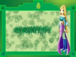 W.I.T.C.H Cornelia wallpaper by Hentai-Sweetie