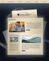 Architect Webpage Project by mdurazob