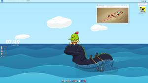 Tema para Windows 7 Serenity -5 by 117fausto