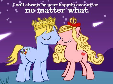 Daring/Apple (MLP) - No Matter What by ThunderFists1988