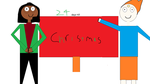 Starting the 2015 Christmas Countdown by mylesterlucky7
