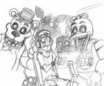 Just FNAF by Mickeymonster